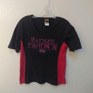 Harley t shirt